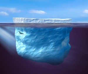 The Iceberg Paradigm